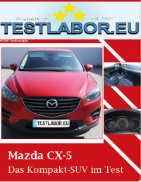 Sonderausgabe 05/2017 MAZDA CX-5