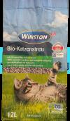 Winston Bio Katzenstreu