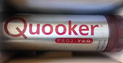 Testlabor Eu Quooker Fusion Der Kochend Wasserhahn