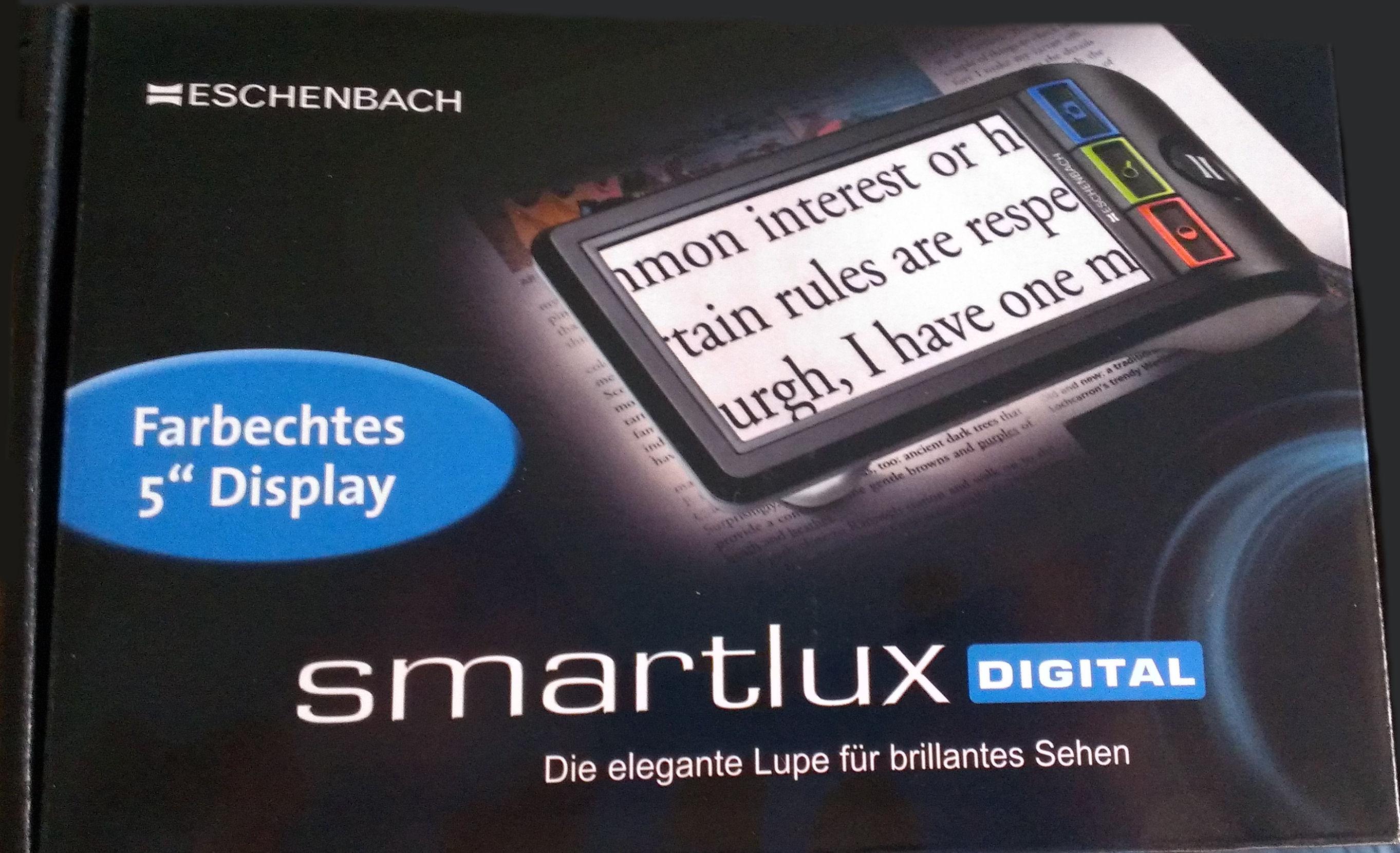 smartlux-digital Faszinierend Lupe Mit Licht Dekorationen